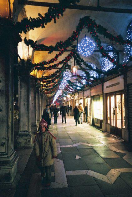 クリスマス ヴェネツィア